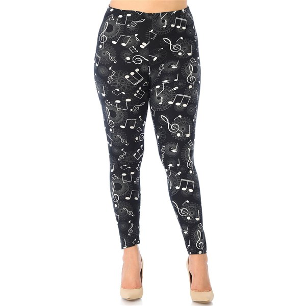 New Mix Musical Note leggingsit