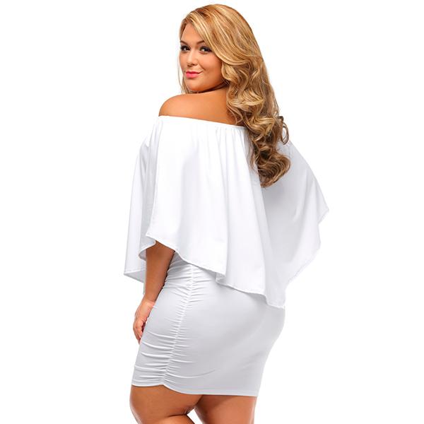 Mandala 3in1 mekko valkoinen - Mekot  ded4cbec20