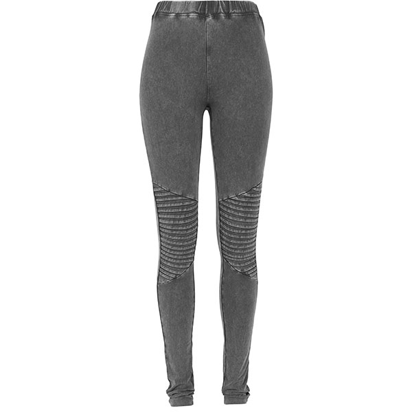 Urban Classics Denim Jersey leggingsit harmaat