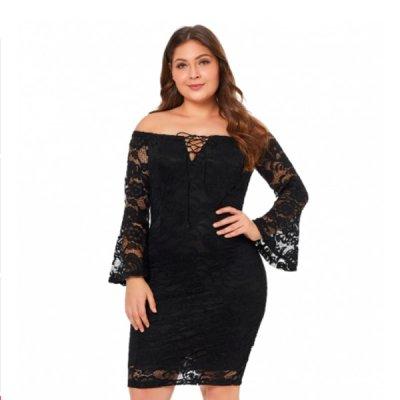 Naisten mekot XL-kokoisina edullisesti. 47e7fd8afc